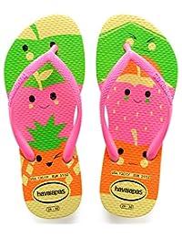 Havaianas Baby-Girls Slim Fun Sandal