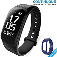 Wireless Waterproof Bluetooth Continuous Pedometer Review
