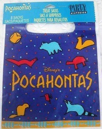 Amazon Com Pocahontas Party Birthday Bags Loots Decoration Favors