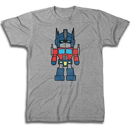 [The Transformers Funko 80s Retro Vintage Style T-Shirt For Men (XXL)] (80s Style Men)