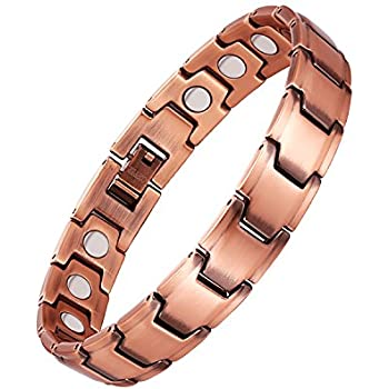 Amazon Com Rainso Elegant Womens Magnetic Copper