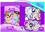 img - for Disney Princess Little First Look and Find and Puzzle book / textbook / text book