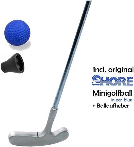 Mini Golf Juego Kids – Boy – 3 piezas (con original Shore Mini ...