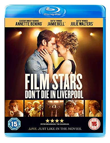 Film Stars Don't Die in Liverpool [Blu-ray] [2017] (The Best Of Liverpool)