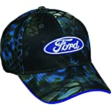 Outdoor Cap Mens Ford Kryptek Camo Cap