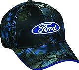 Outdoor Cap Men's Ford Camo Cap, Kryptek Neptune, One Size