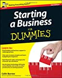 Starting a Business for Dummies: Uk Edition