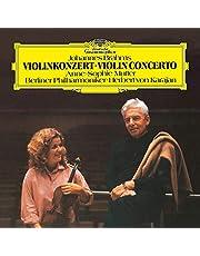 Brahms: Violin Concerto In D, Op.77 (Vinyl)