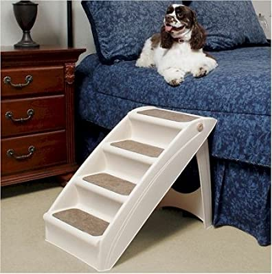 Domestic Pet Dog Stairs Pup Step Plus Dog Steps Simple