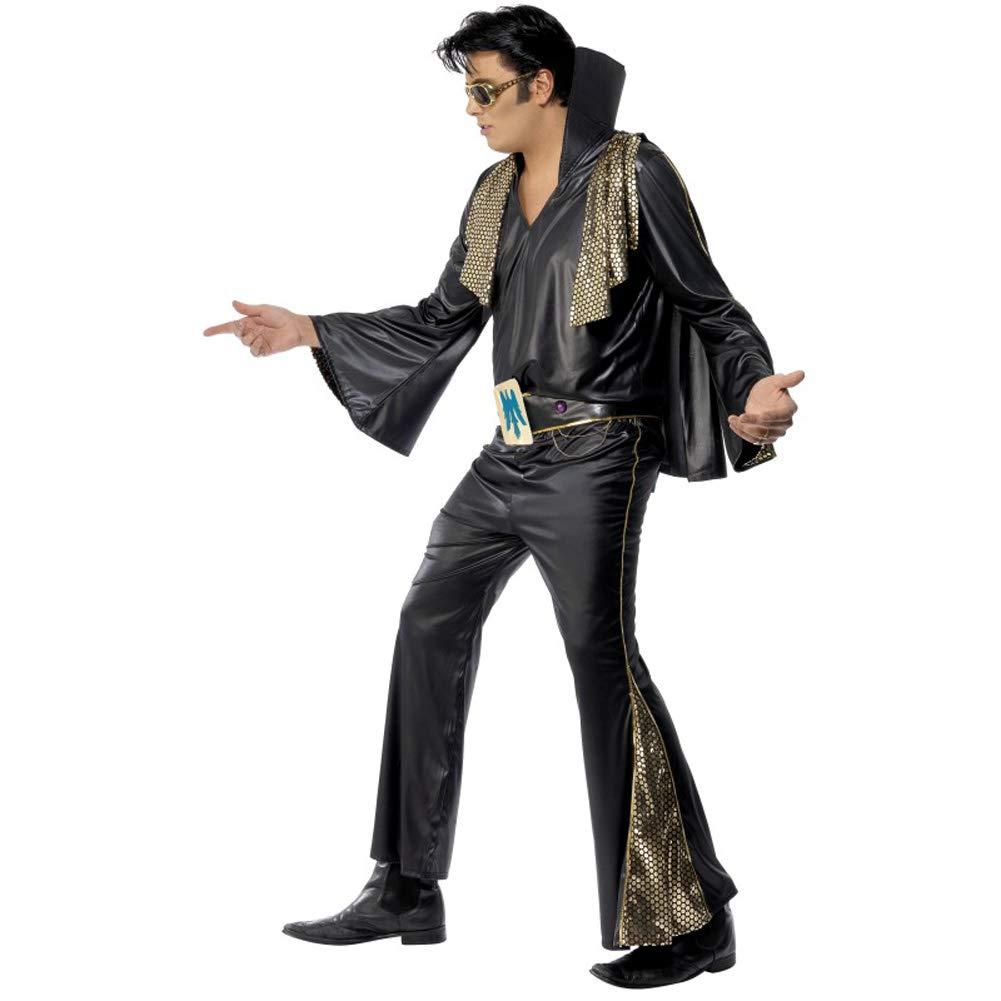 Elvis - Disfraz hombre, talla L (29150L): Amazon.es: Juguetes y juegos