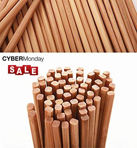 Chinese Natural Bamboo Chopsticks, 9.4