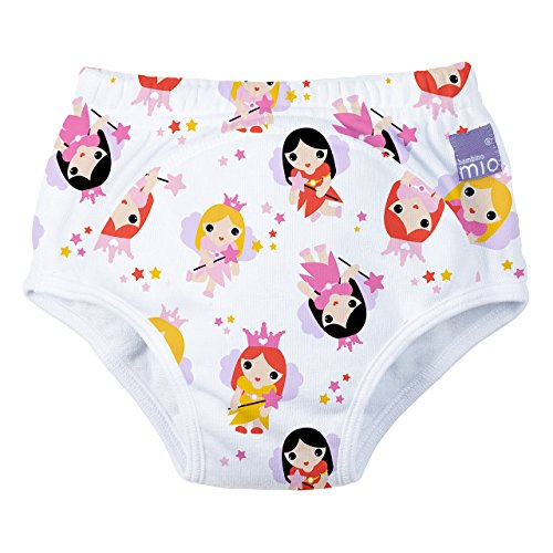 Bambino Mio Fairy Potty Training Pants, White, 18-24 Months