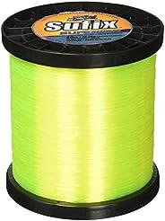 Sufix Superior Spool Size Fishing Line (Yellow, 25-Pound)