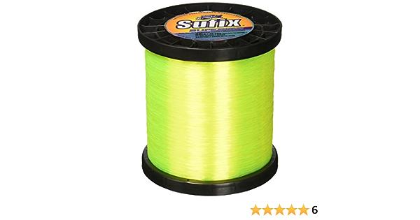 SENMA Monofilament Fishing Line High-Grade Monochrome Nylon Thread 500YDS 2-35LB