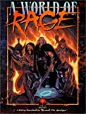 img - for A World of Rage (Werewolf: The Apocalypse) by Bruce Baugh (2000-08-06) book / textbook / text book