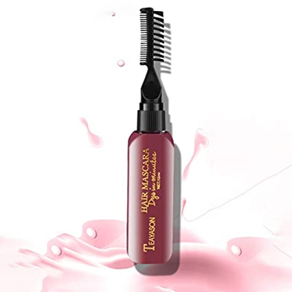 Nuovo colore di capelli fai da te di marca non dolore capelli facile da  pulire non 24bff2ae6158
