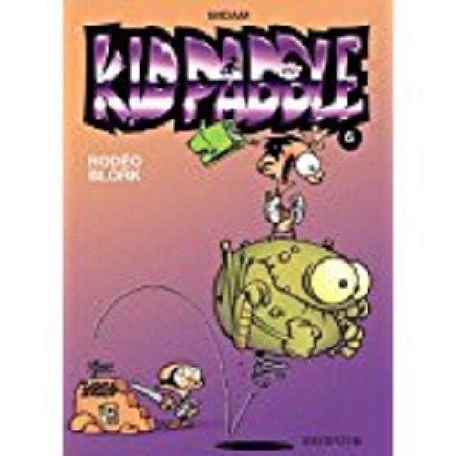 Download Kid Paddle, tome 6 : Rodéo Blork pdf