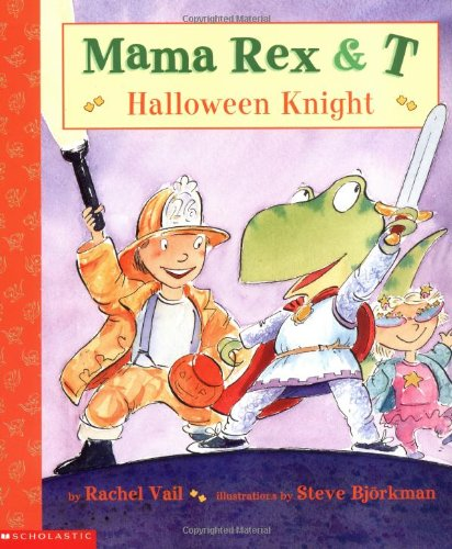 Mama Rex & T: Halloween Knight