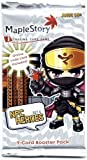 Maple Story NPC Heroes Series 4 Trading Card Booster Pack by Maple
