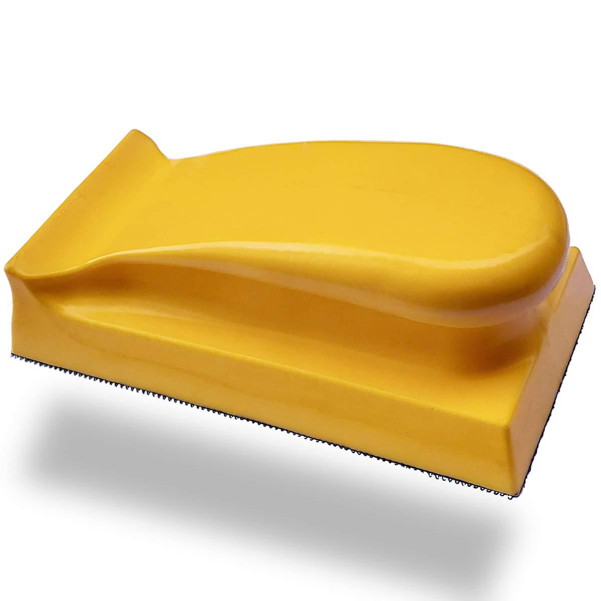 2-3//4 x 5 Sanding Block Hand Sander pads for hand Sanders or Polishers