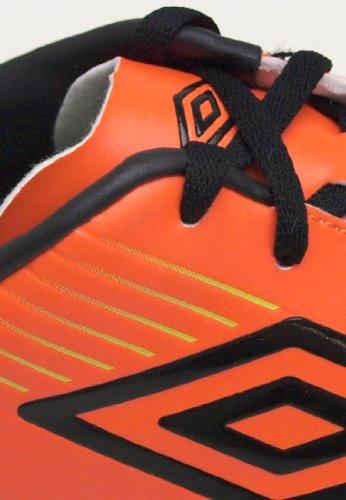 Umbro - Botas de fútbol para hombre naranja naranja