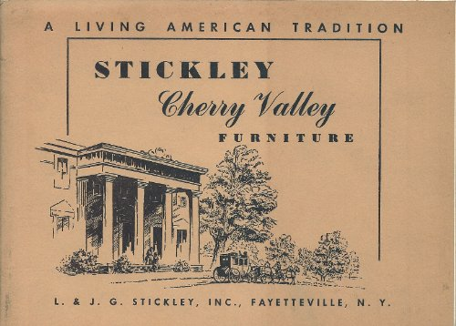 (Stickley, Cherry Valley Furniture)