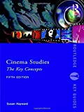 img - for Cinema Studies: The Key Concepts (Routledge Key Guides) book / textbook / text book