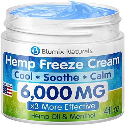 BLUMIX Hemp Cream Pain Relief product image