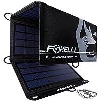 Foxelli Dual USB Solar Charger 10W - Fol...