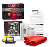 watch repair kit instructions - BARRY'S SCRATCH-B-GONE STAINLESS STEEL HOMEOWNER KIT (SMALL KIT)