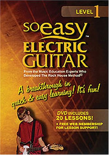 So Easy: Electric Guitar Level 1