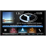 "Kenwood DNX893S 6.95"" eXcelon Double-DIN AV Navigation System With Bluetooth"