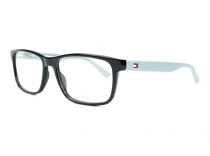 e9df01d0c422d Tommy Hilfiger TH 1419 GREY (VYF) - Monturas de gafas  Amazon.es  Ropa y  accesorios