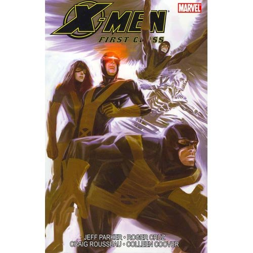 Download X-Men First Class - Volume 2 pdf epub