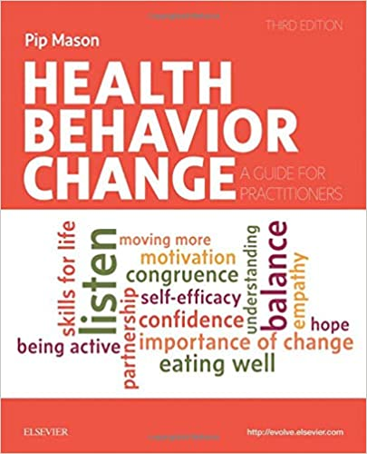 Health Behavior Change E-Book: A Guide for Practitioners, 3rd Edition - Original PDF