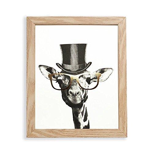 affe Gold Foil Art Print Inspirational Wall Art Framed 9