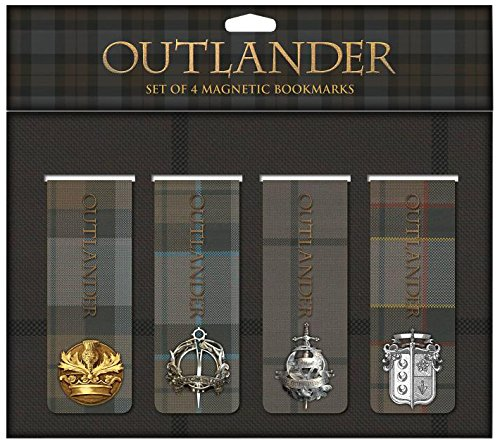 (Dark Horse Deluxe Outlander Magnetic Bookmark Set)