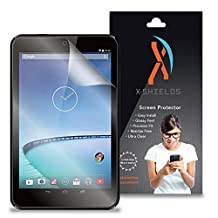 XShields© (4-Pack) Screen Protectors for Hisense Sero 8 Tablet (Ultra Clear)