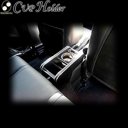 CX-3(DK5系) CX3 リアカップホルダー[マツダ]【カラー設定:マットホワイト】(国内生産/国産)(木製)   B07D8V469G