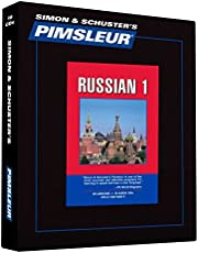 Pimsleur Russian Level 1 CD: Learn to Speak and Understand Russian with Pimsleur Language Programs (Volume 1)