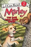 img - for The Dog Who Cried Woof (Turtleback School & Library Binding Edition) (Marley) book / textbook / text book