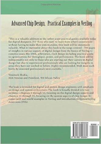 Advanced Digital System Design Book