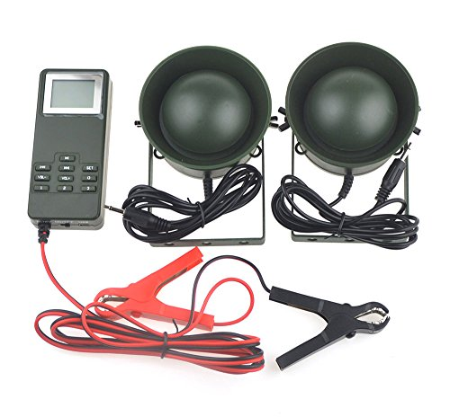 Outdoor Hunting Bird Caller Decoy Player 50W Loud Speaker Timer With Portable Bag by Upforce (Image #1)