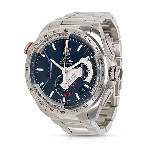 - Tag Heuer Grand Carrera Automatic-self-Wind Male Watch CAV5115 (Certified Pre-Owned)