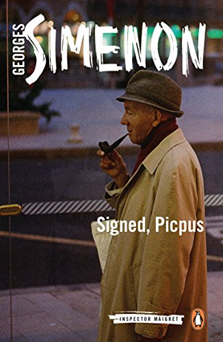 Signed, Picpus (Inspector - France Signed