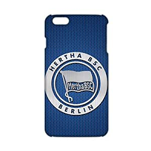 Angl 3D Case Cover Hertha BSC bERLIN Phone Case for iPhone6 plus