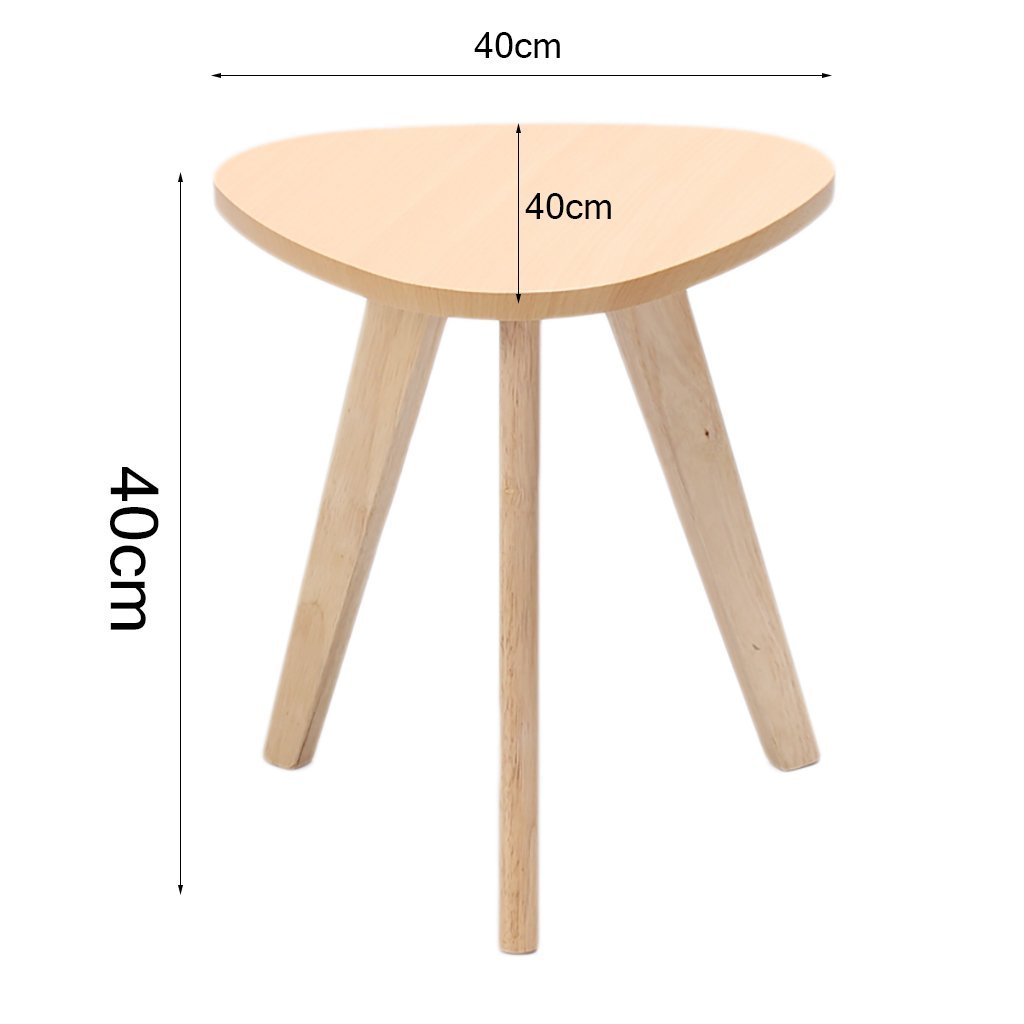 Amazon.com: YONGLIANGgy Nordic Solid Wood Small Coffee Table ...