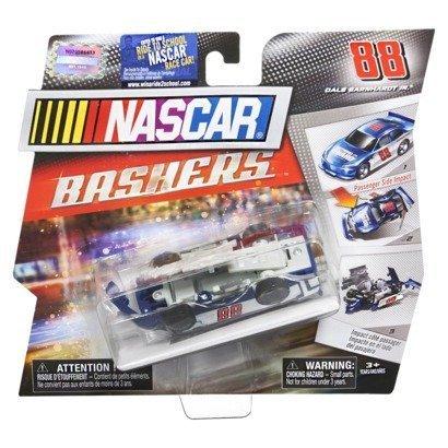 (Nascar Bashers Full Blast Crash Car - #88 Dale Earnhardt Jr. - National Gaurd (Style 2))