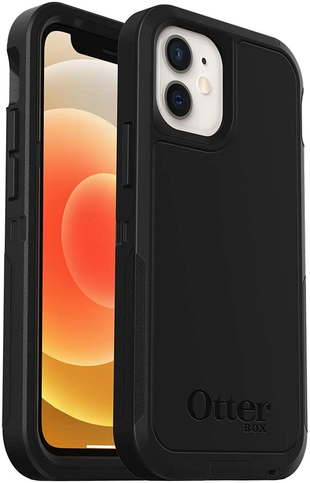 OtterBox Defender Series XT SCREENLESS Edition Case for iPhone 12 Mini - Black