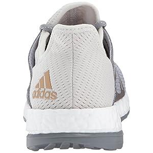 adidas Performance Women's Pureboost Xpose, Grey One/Grey Three/Tactile Gold, 6.5 Medium US